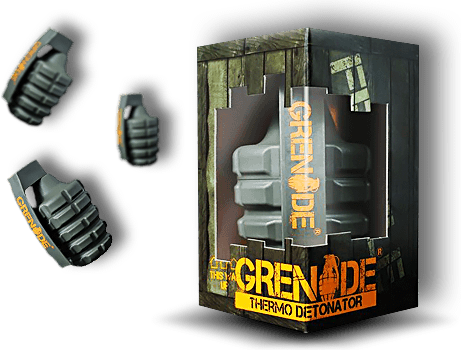 Fat burner Grenade Thermo Detonator